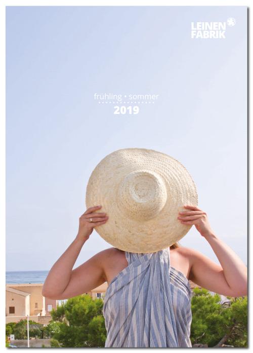 Katalog Frühling Sommer 2019